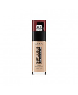 L'Oréal Infallible 24h Fresh Wear Foundation 30ml (220 Sable/Sand)