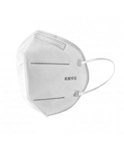 Protective face mask - respirator 4 layers KN95 1pcs.