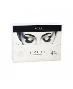 Lucas Cosmetics BioLift eyelashes lifting kit