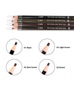 Lucas' Cosmetics Long Lasting eyebrow pencil 1pcs.