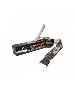 Magic Moon Clip cord Sleeves (Black) 60cm x 400 pieces