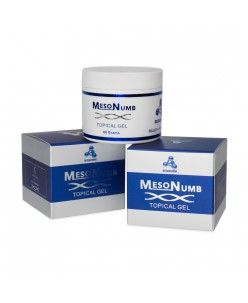 MESONUMB Topical Anesthetic Gel - 60 gr.