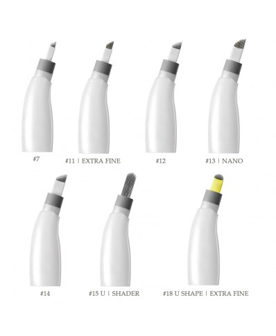 Mei-Cha Midas advanced microblading needle 1 pcs.