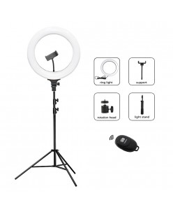 LED Ring Light with stand and remote control