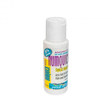 NumQuick Topical Anesthetic gel 60 ml.