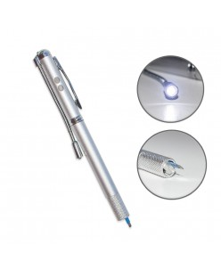 LED Light Manual Microblading Pen For Microblading & Teaching U blade