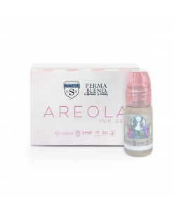 Perma Blend areola pigments set 8x30ml.