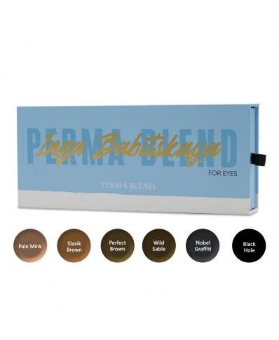 Perma Blend- Inga Babitskaya set for eyes 6x15 ml.