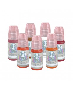 Perma Blend Sweet Lip Collection Set 15 ml. (7 pcs.)