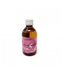 Aloe Rose Water 100% Pure and Organic 250ml.