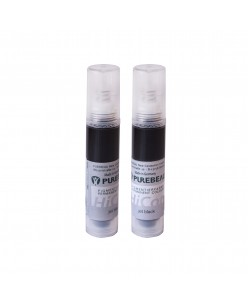 Purebeau Eyelid Pigments 10ml (Jet black)