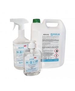Hand disinfectant ADK-612 (500ml / 1l / 5l.)