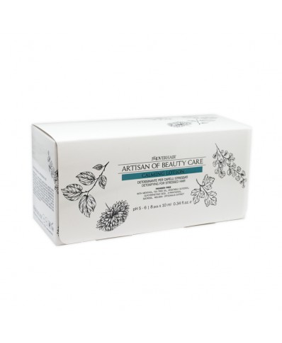 Roverhair ARTISAN OF BEAUTY CARE Calming Lotion 10ml x 8vnt. (pH 5-6)