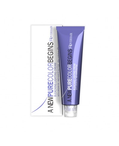 Roverhair Pure color Bleaching lighting cream 45 ml.
