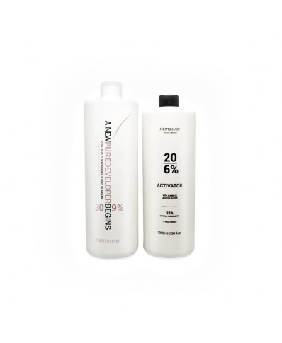 Roverhair Pure Developer Activator 1000 ml. (3 - 6 - 9 - 12 %)