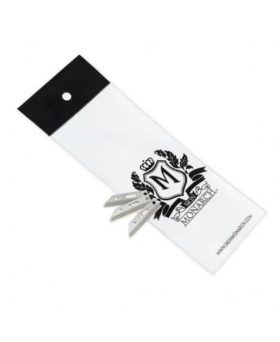 Skin Monarch eyebrow razor blades (12pcs.)