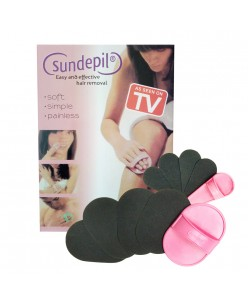 Sundepil Hair Removal Pads