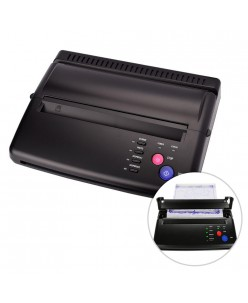 Tattoo stencil transfer machine - copier