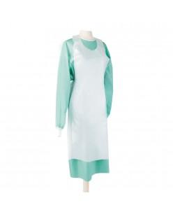 Disposable aprons (69 x 117cm) White 100pcs.