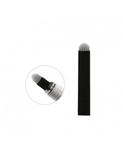 Microblading U 18-prong blade needle (Black)