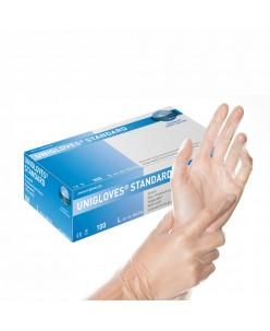 STANDARD Vinyl Gloves (M size)