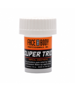 Super Trio® powerful pre-procedure topical anesthetic (25ml.)