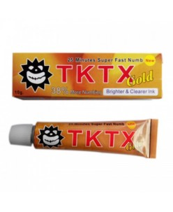 TKTX GOLD Tattoo Anesthetic Cream (10 g.)