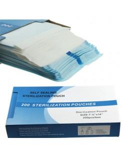 Self sealing sterilization pouch (200pcs.)