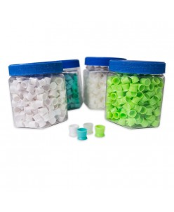 Silicone cups for pigment (S) (300pc.)
