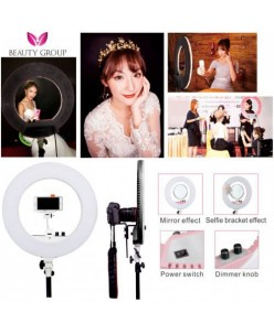 Beauty Group LED Ring Light Luxus