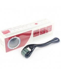 540 needles derma roller 0.5 mm. (RED)