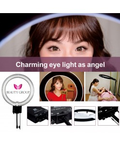 Beauty Group Simple Ring Lamp