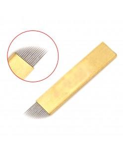 Biomaser Microblading 14CF blade