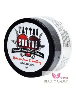 Tattoo Soothe anesthetic cream (8g.)