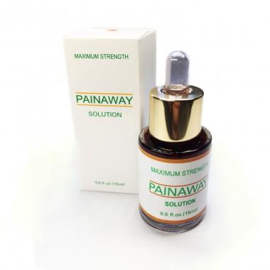 Rejuvi PainAway solution (RED) (15 ml.)