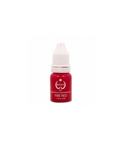 Biotouch Fire Red pigment (8ml.)