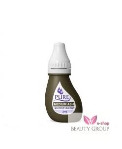 Biotouch Pure Medium Ash pigment (3ml.)
