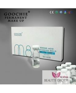 Goochie Scar Repair Liquid for permanent make up (3ml.X 6)