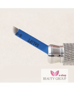 Microblading 11 prong needle (Micro Super Sharp-Blue)