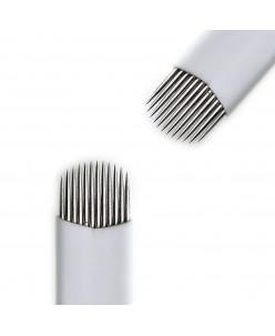 Microblading U blade 12-prong needle