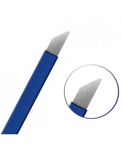 12CF Microblading needle (Blue)
