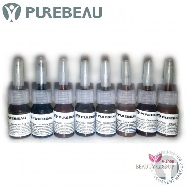 Purebeau eyebrows pigments (3ml.)