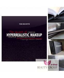 """Toni Belfatto """"Hyperrealistic Makeup. The Male and Female eyebrows"""""""