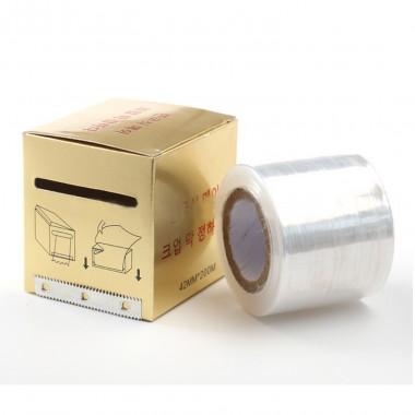 Plastic tape for anesthetics