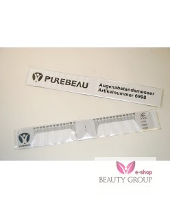 Purebeau ruler eyebrows