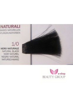 Roverhair Pure color 1/0 Natural  Black 100 ml.