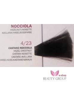 Roverhair Pure color 4/23 Hazel Chestnut 100 ml.