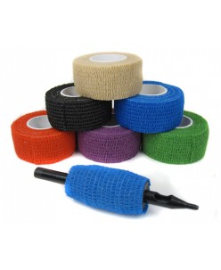 Tattoo grip cover tape (2.5cm)