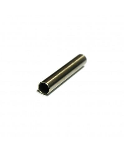 Metal holder tube