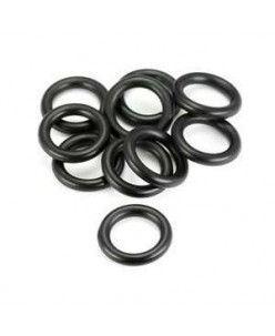 Shockproof Rubber O-rings (100 ps.)